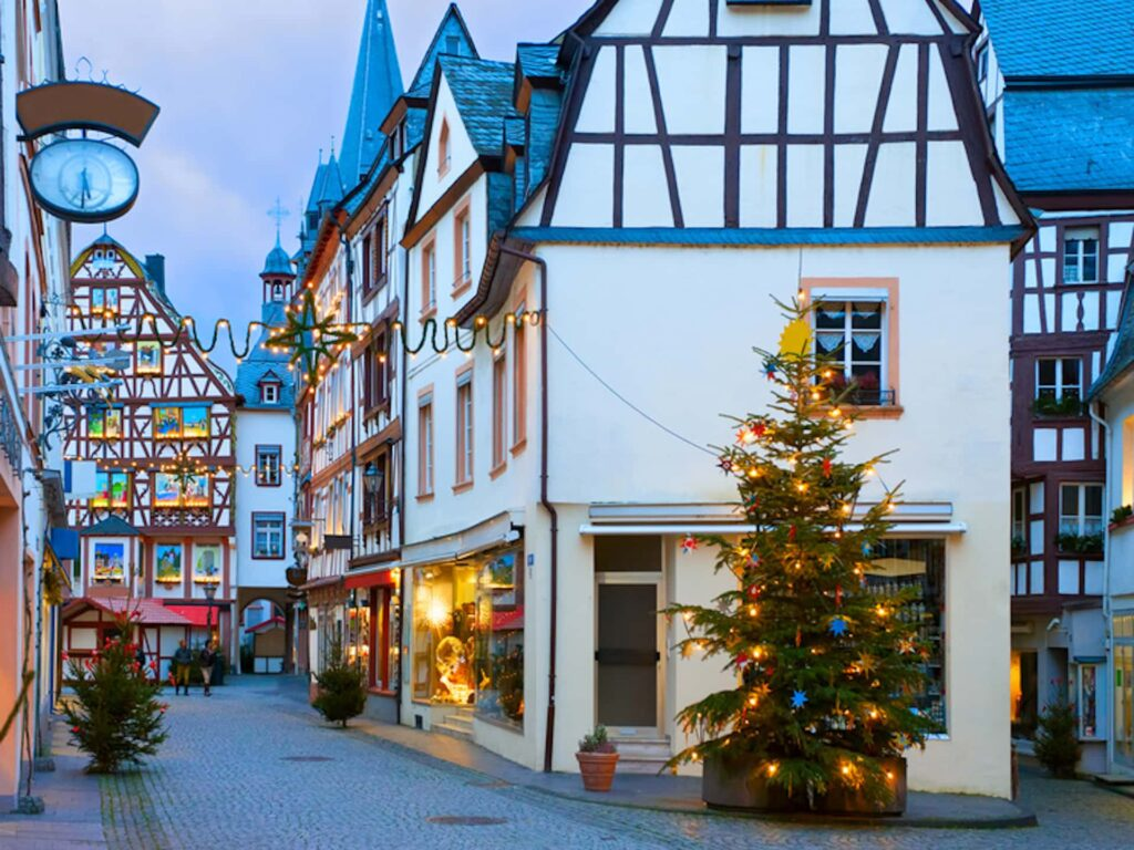 Weihnachten in Bernkastel-Kues